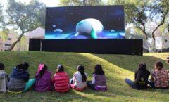 El festival Churumbela llevará cine a los menores en situación vulnerable