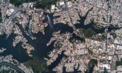 Inundaciones históricas en Tabasco, México