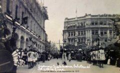 La Ciudad de México en 1910