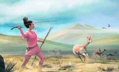 Las mujeres también eran cazadoras, revela análisis de restos de hace 9 mil años