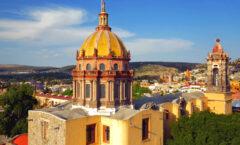 Los Templos embellecen a San Miguel de Allende