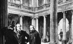 Dos biógrafos, James Atlas y Damrosch Damrosch