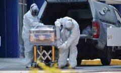 México reconoce 96 mil muertes por COVID 19