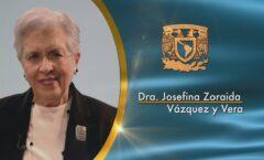 Reconocimiento a la historiadora Josefina Zoraida Vázquez por 60 años en el Colmex