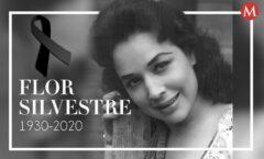 Fallece a los 90 años Flor Silvestre