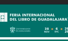 Programa general de eventos de la FIL de Guadalajara