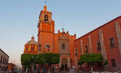 El Templo del Carmen en Querétaro