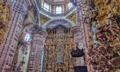 Un Templo construido por José De La Borda