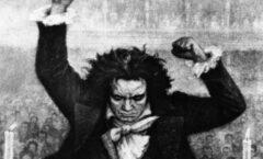 Beethoven; hoy cumple 250 años de nacido.