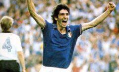 Paolo Rossi, héroe de Italia en Mundial