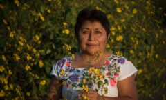 Araceli  Pech: Monsanto premio Goldman