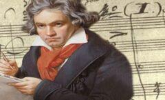 """Tributos a Beethoven, """"la cúspide emocional de los seres humanos"""""""