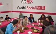 Comedores comunitarios, alivio para miles en CDMX por COVID 19