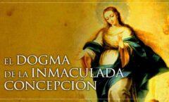 Tercer Dogma: La Inmaculada Concepción de María