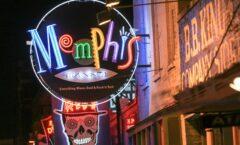 Hay un fuego: el cielo herido de Memphis