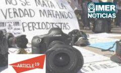 La libertad de prensa, en crisis
