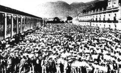El Círculo de Obreros Libres iniciaron el paro de toda la industria textil del país en 1907