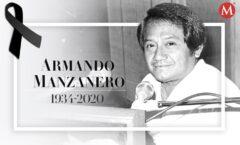 Muere el compositor Armando Manzanero a los 85 años por COVID -19