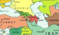 Robert Fisk va al Cáucaso