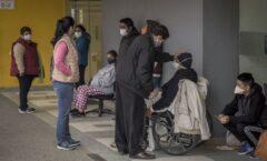 Fallecen cuatro a las puertas del hospital general de Tijuana