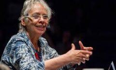 Otorgan a Bertha Navarro Premio Nacional de Artes y Literatura 2020