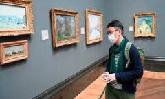 La irrupción del Covid-19 cimbró la esfera de las artes visuales en el país