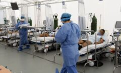Hospitalizaciones se disparan; en ocho entidades, 70% de casos