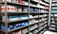 Medicinas se encarecieron 65.19%