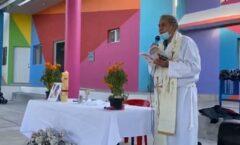Fallece por Covid 19 el padre Pedro Pantoja, fundador de la casa migrante de Saltillo