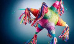 La piñata, símbolo de la cultura mexicana