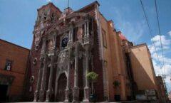 Historia de la Catedral de Querétaro, Hasta su actual sede en San Felipe Neri