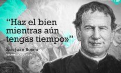 Don Bosco, fundador de los Salesianos y las Hijas de María Auxiliadora