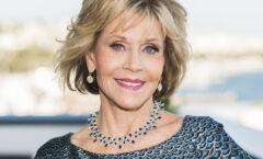 Globos de Oro premiarán a Jane Fonda por su trayectoria