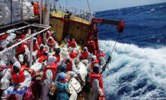 En ruta hacia Europa, mueren en naufragios 2 mil 170 personas en 2020