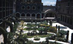 La Posada del Sol, inaugurado en 1945, ícono de la Ciudad de México; se encuentra en el abandono