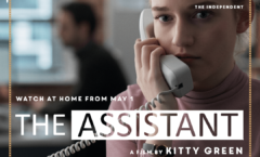The Assistant película