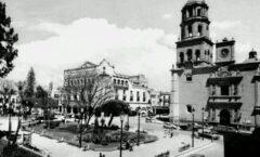 Primera Doctrina y posterior primera parroquia en la ciudad de Querétaro