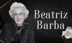 Beatriz Barba, investigadora tenaz y primera arqueóloga mexicana