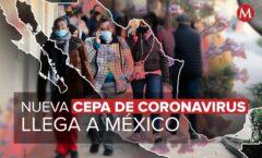 Caso de la variante de coronavirus; es paciente extranjero, muy contagiosa