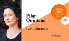 El Premio Alfaguara de Novela, para la colombiana Pilar Quintana