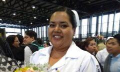 María Luisa Díaz: el sueño de ser enfermera del IMSS truncado por el covid-19