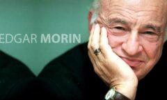 Aprender a vivir en la incertidumbre, aconseja el filósofo Edgar Morin