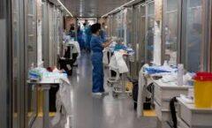 """""""No quiero ir al hospital"""", el dilema de vida o muerte de un enfermo por covid-19"""