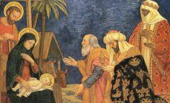 El cuento de los 3 Reyes Magos de Oriente