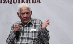 El hermano Marcos Leonel Posadas