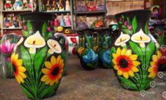 Oaxaca premia a alfarero por su tributo en barro a las tradiciones de Ixtaltepec