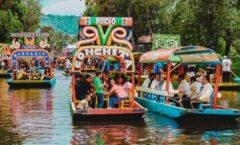 Crisol Mágico del Sur, dedicada a Xochimilco.