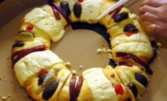 El origen de la Rosca de Reyes