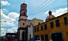 Templo de Santa Ana en Querétaro