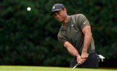 Tiger Woods, cuya errática trayectoria es examinada por Matthew Hamacheck y Matthew Heineman